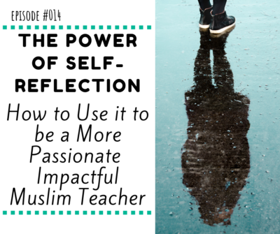 014: The Power of Self-Reflection: How to use it to be a